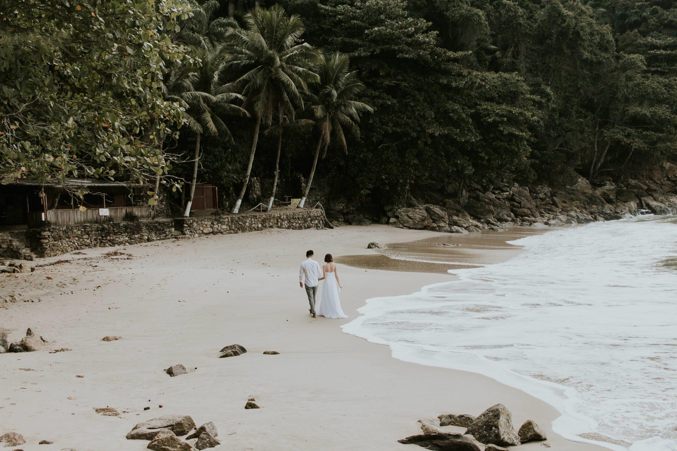 Ensaio Casal | Praia do Éden | Fotografia Minimalista